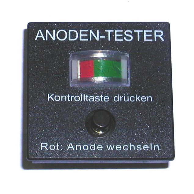 Anodentester